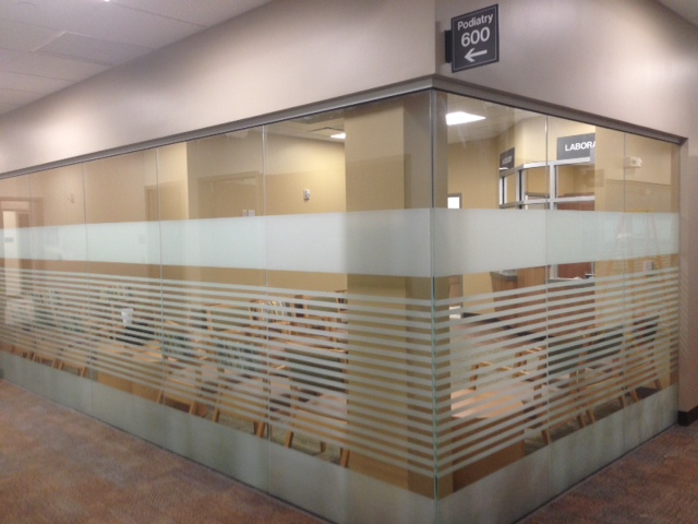 Sunray 174 Decorative Design Window Film Uh Euclid Health
