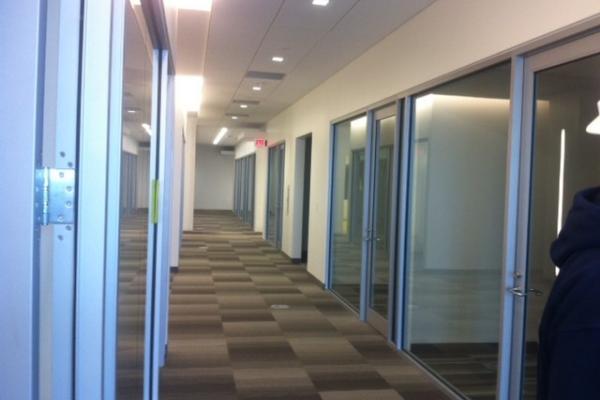 Goodyear Interior Borrowed Lites Interior