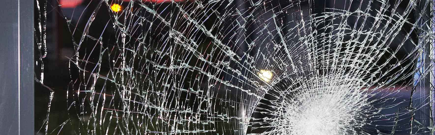Don't Let Spontaneous Glass Breakage Harm Someone In Your Facility