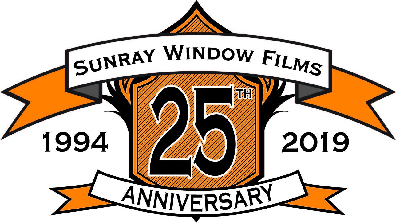 Sunray Anniversary 25th Logo
