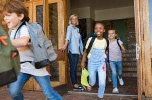 improve school security and safety to protect this group of schoolchildren leaving school